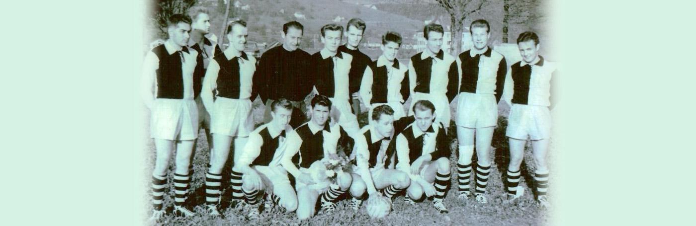 FCM 1. Spiel, Schmerikon 1960